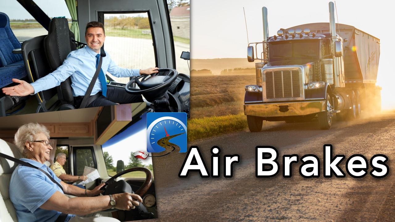 This checklist will ensure that you know the numbers and pass your CDL Air Brake In-Cab Pretrip Inspection first time!