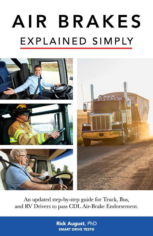 Air Brakes Explained Simply is a revolutionary CDL Air Brake manual that guarantees that you will pass your CDL Air Brake Test...First Time.