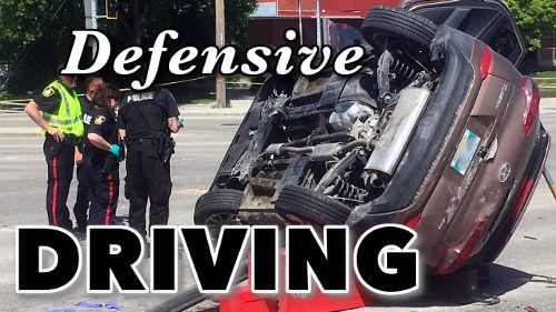 Get this great defensive driving checklist and significantly reduce your chances of being involved in a crash.