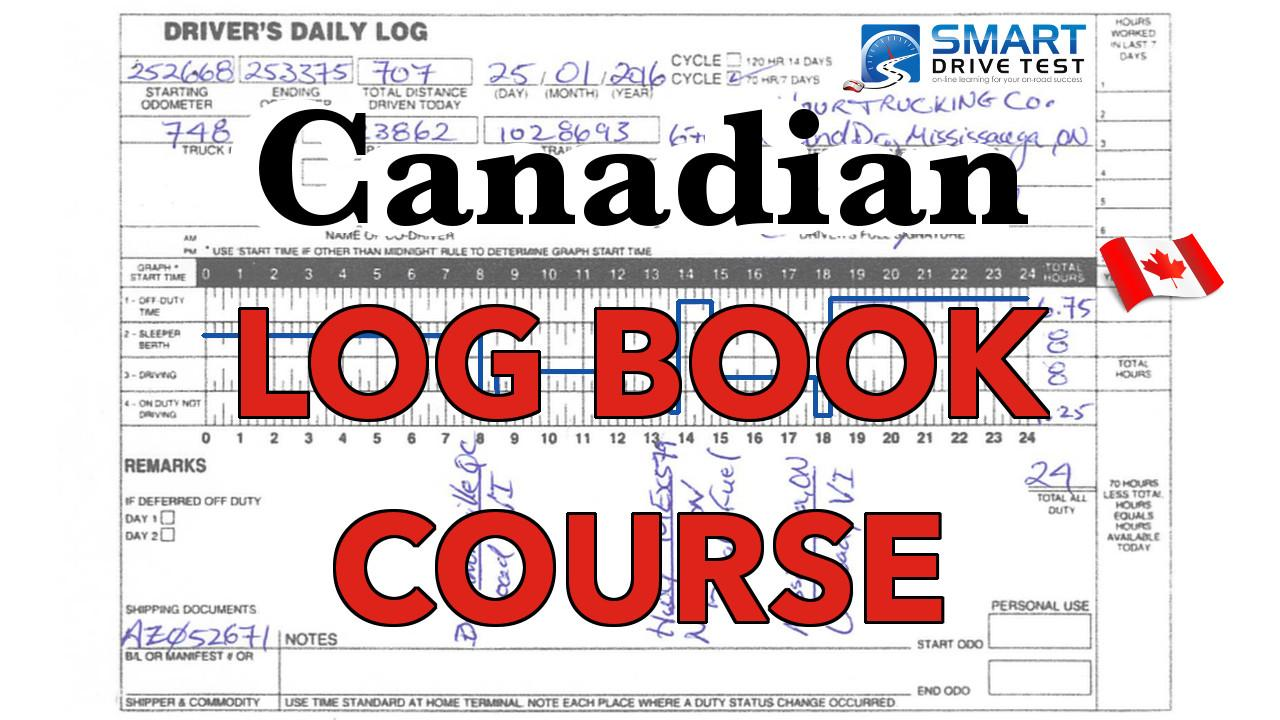 canadian logbook course