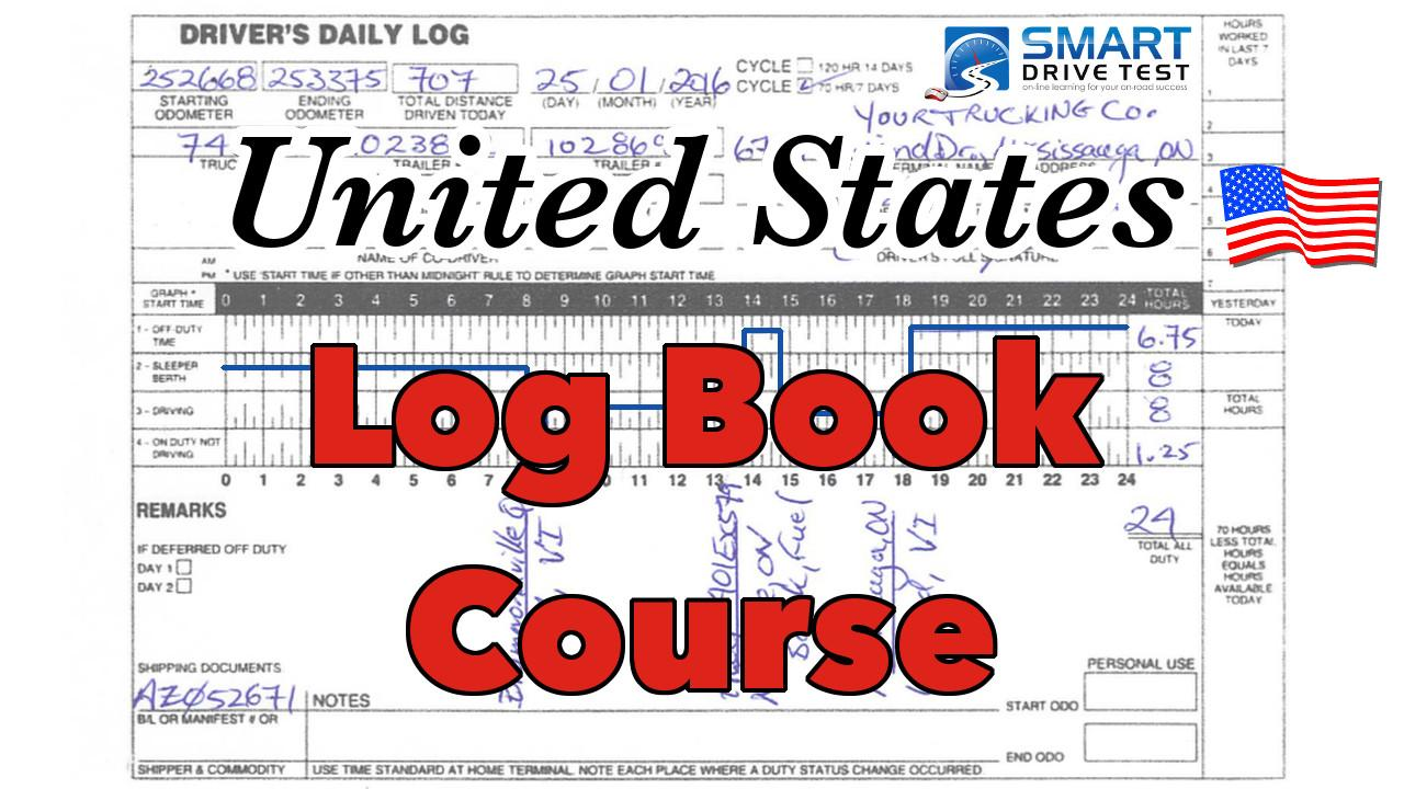 united states logbook course1