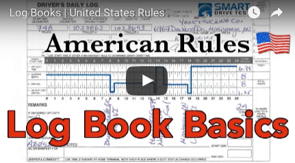 United States Log Book Rules