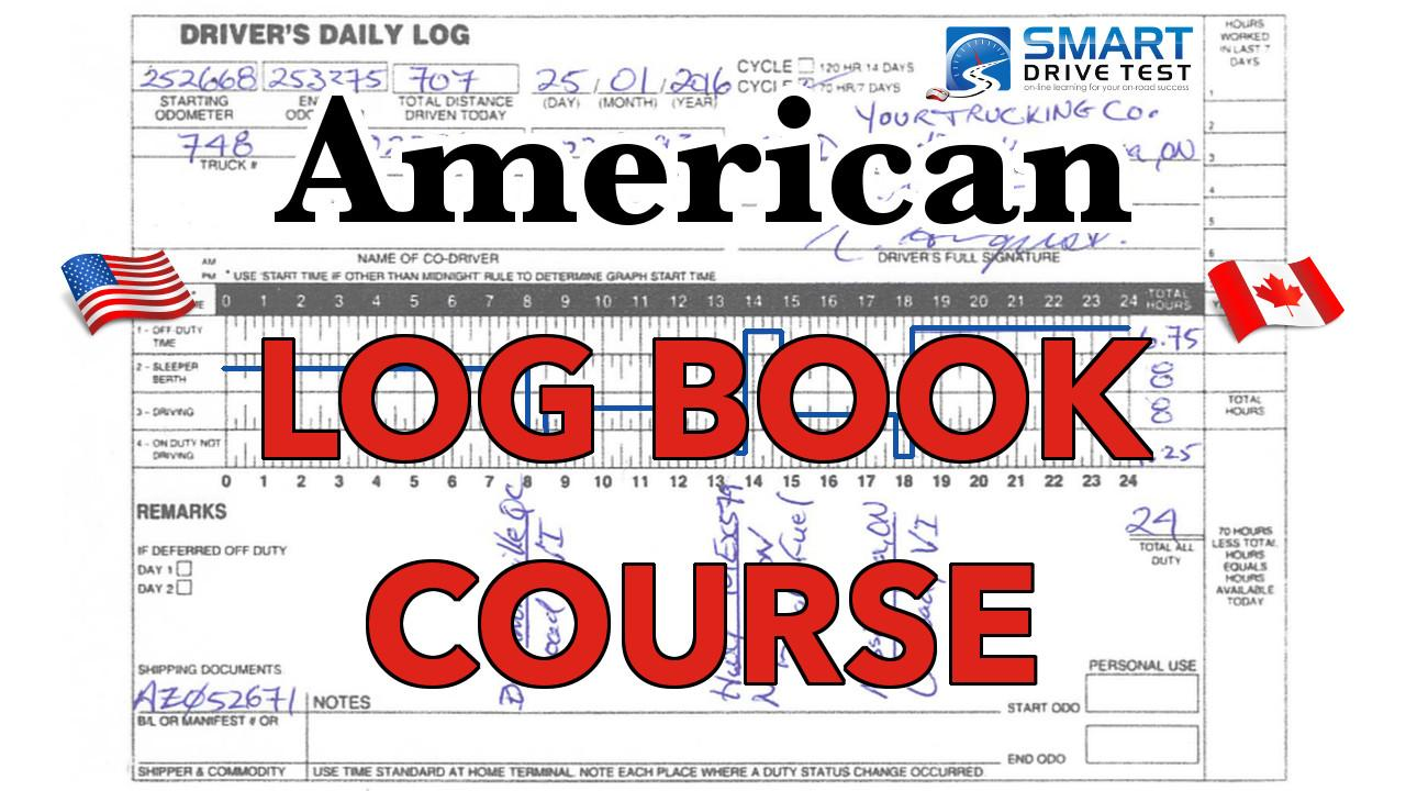 Buy US Logbook Course - This course will teach you the basics of logbooks.