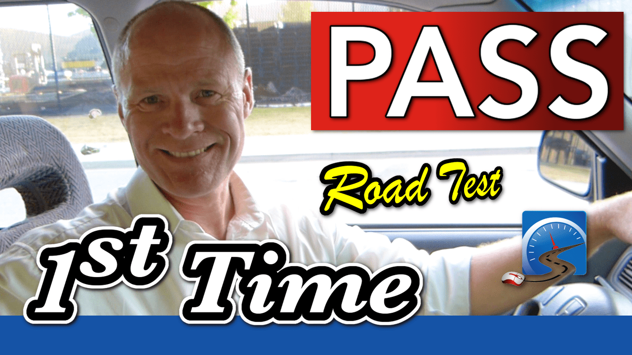 Pass Your Road Test First Time :: GUARANTEED - Buy Course