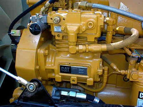 The air compressor on an air brake equipped vehicle is parasitic. It uses power from the motor via gears; it uses the engine's lubrication system and its filtration system. An air brake air compressor is air cooled.