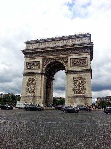 The Arc de Triomphe Roundabout is probably the world's most famous roundabout. It featured in Mission Impossible: Rogue Nation.