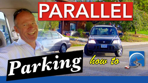 How to parallel park to pass your driver's test. This video will give you step-by-step instructions to pass your driver's test first time.