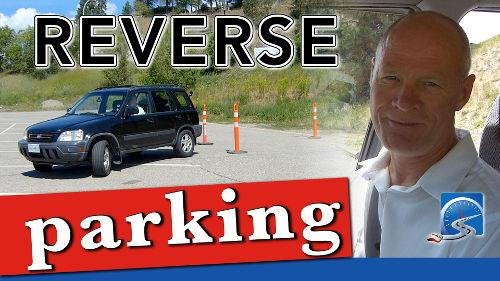 When backing into a parking space, you are allowed one pull up before being assigned demerits on your driver's test.