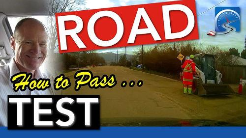 Learn step-by-step procedures to pass your road test first time.